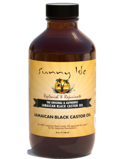 Jamaican Black Castor Oil...