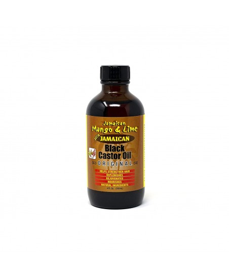 Black Castor Oil Original