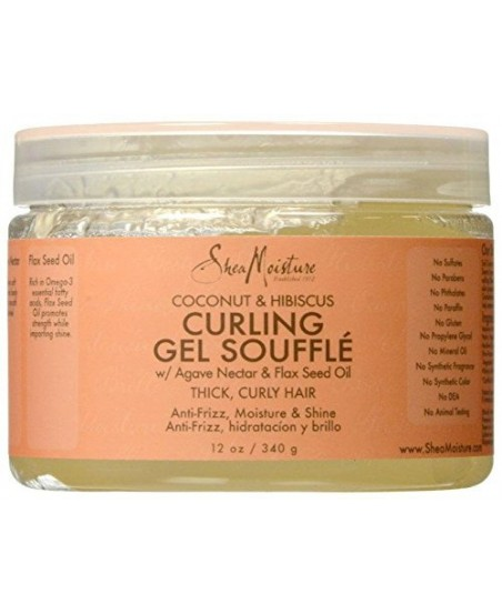 Curling Gel Soufflé