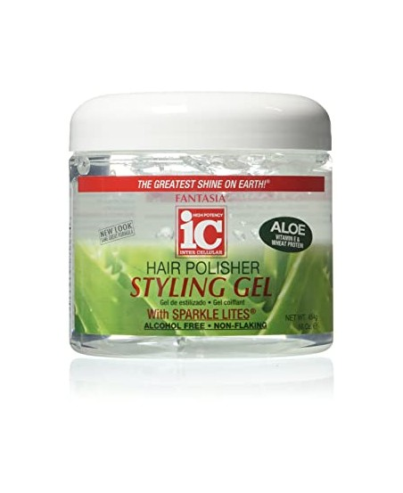 Styling Gel with Sparkle Lites