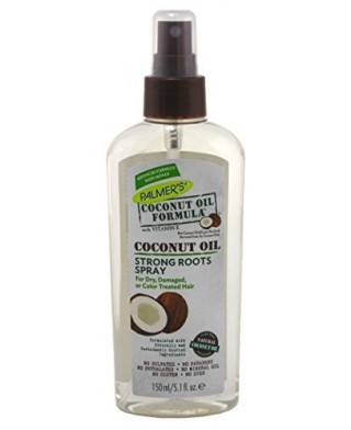 Coconut Oil Strong Roots Spray