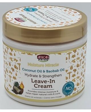 Africa PrideCoconut Oil Cream