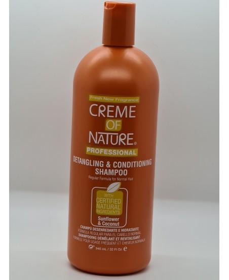 Cream of Nature Detangeling...